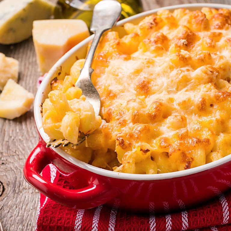 Mac And Cheese Opskrift