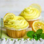 citron smørcreme frosting