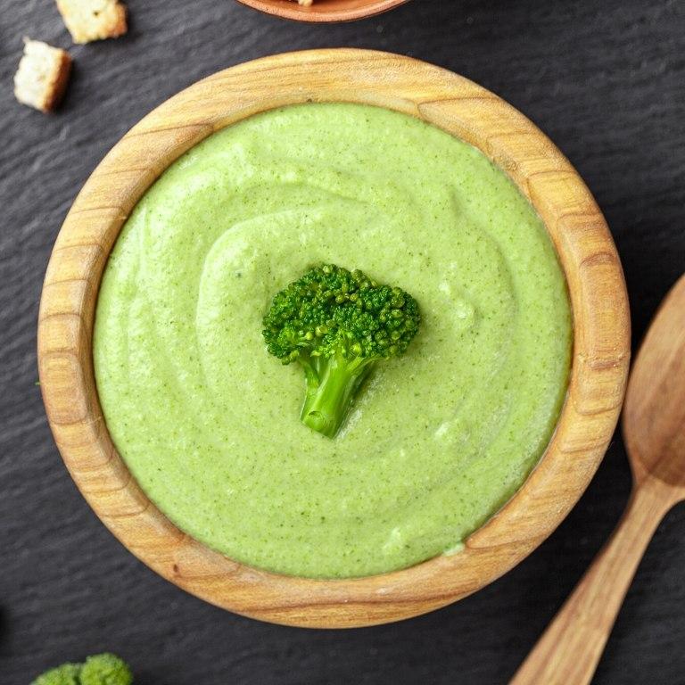 kartoffel broccoli suppe uden fløde