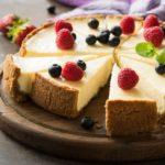 Cheesecake med Digestive Kiks