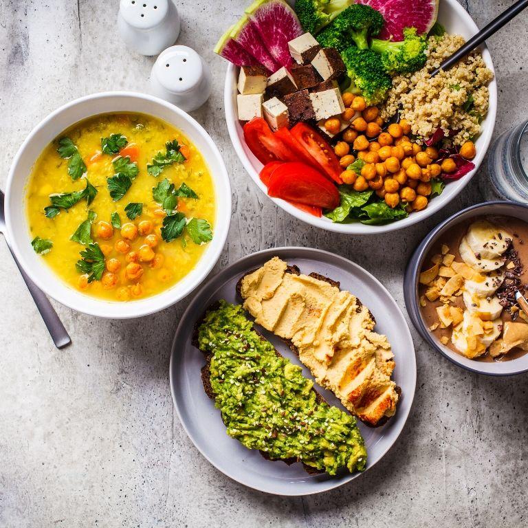 bedste veganske madblogs