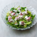 surimi salat skaldyrssalat