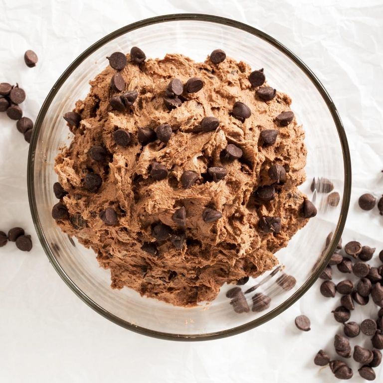 cookie dough spiselig