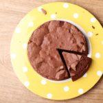 hurtig chokoladekage